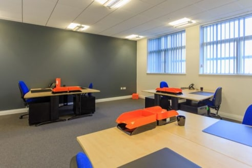 With over 40 office units available on short, medium and longer term let. We offer flexibility and affordability for small businesses in and near Shrewsbury....
