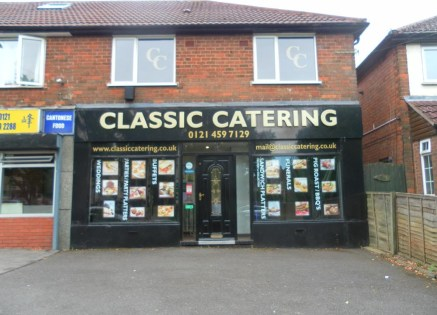 Freehold Outside Catering & Events Business Located In Kings Norton For Sale\nRef 2240\n\nLocation\nThis outstanding Outside Catering business is located in Kings Norton, Birmingham. The property sits within a prominent and highly visible trading pos...
