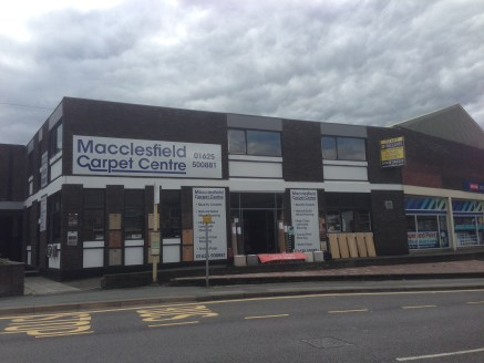 Unit 5 is in a very prominent corner location and  benefits from a busy main road frontage to Hurdsfield  Road. The unit site between a Johnstones Decorating  Centre and a Co-operative food store.  The site occupies a prominent position close to the...