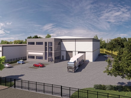 127 Loverock Road will comprise a detached new build warehouse / industrial building with a 10m clear internal height and open plan first floor office, on a self-contained secure site of approximately 1-acre.  Planning has been secured and a detailed...