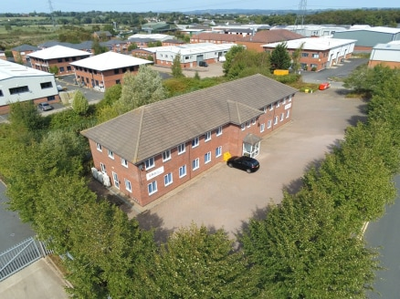 Abberley View is a modern two storey 5,500 sq ft detached office building with car parking area in front and to the side of the building. A total of 39 spaces.