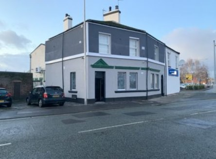 A former bar premises that would be suitable for a variety of different trades (subject to planning consent).<br><br>The property comprises a ground floor open plan seating or sales area, with a store, male and female WCS and a cellar....