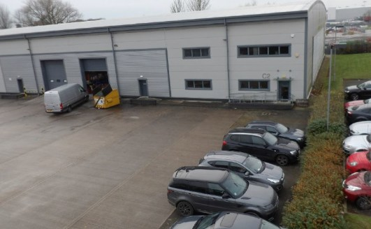Modern high specification industrial unit comprising 12,192 sq ft available to let in Knowsley.  The unit benefits from a large yard and good parking facilities.  £65,000 per annum