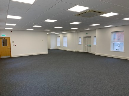 Suite 16 is an end of terraced, 2 storey office building with A regency façade to the front elevation.  The property comprises two open plan floor plates totalling 3,183 Sq Ft. In addition, there is an entrance/foyer area, WC's and Kitchen.  The prop...
