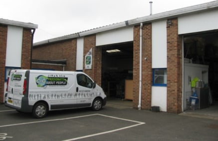 The premises comprise a self-contained concrete frame unit with brick elevations under a corrugated pitched roof. There is a factory area as well as a kitchen, small office and WCs. All mains services are connected. The unit has loading doors, lighti...