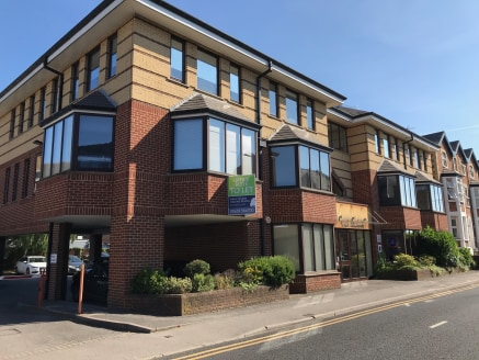 Burlington House is located in Maidenhead town centre, a short walk from retail, banking and leisure facilities. The rail station is close by, providing links to London Paddington. Junction 8/9 of the M4 motorway is a short drive away, providing acce...