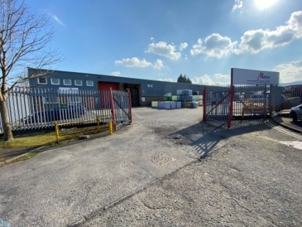 A detached portal frame warehouse building which has been occupied by a chemical company for a number of years.\n\nThe property is of steel portal frame construction and offers mainly open plan warehouse accommodation with a maximum eaves height of 6...