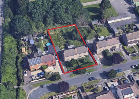 DEVELOPMENT SITE - PLANNING GRANTED FOR 4 HOUSES  A fantastic development opportunity comprising a pair of derelict semi-detached houses occupying a site measuring approximately 0.23 acres. Full planning consent has been granted for the demolition of...