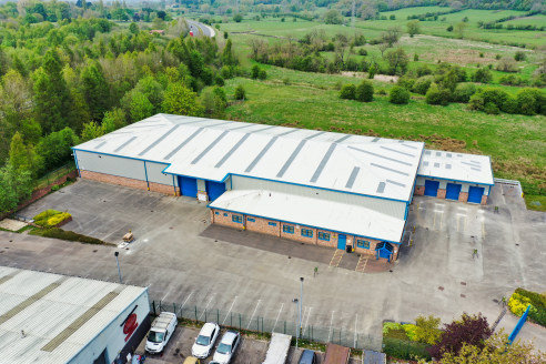 The property comprises a detached industrial/warehouse unit being constructed on a steel portal frame with brick, block and metal sheet clad walls and under a pitched sheet clad roof incorporating translucent panels.  The property is served by a larg...