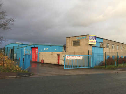 EMS House is a detached industrial/ warehouse facility comprising an office block, two industrial units and a rear yard.   The site is available for sale at £950,000 + VAT  Leasehold £83,500 per annum  The units and office are available separately to...