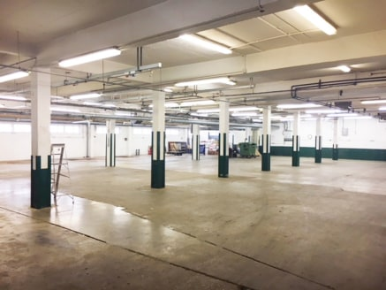 LOCATION The premises are prominently situated fronting and with direct access to Cobham Road, which is the principal road leading through the Ferndown Industrial Estate. The estate has direct access to the A31 dual carriageway providing communicatio...