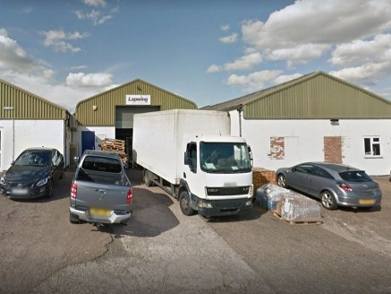 A detached 9,868 sq ft industrial/workshop- three bays, ground floor workshop, refurbished ground floor office and kitchen, stairs leading up to first floor office accommodation.