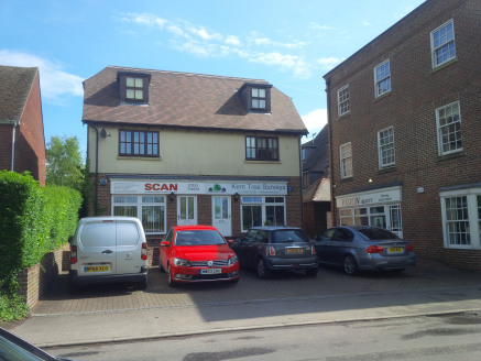 This lock-up retail unit has been let to a variety of retail users over the years and is currently occupied by an office/professional consultant. The main sales area is some 14'6 wide x 23' deep and benefits from a small kitchen to the rear. It is we...