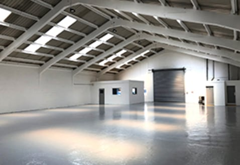 TO LET: Industrial Warehouse Units From 5,255 - 26,715 SQ FT (488 - 2,482 SQ...