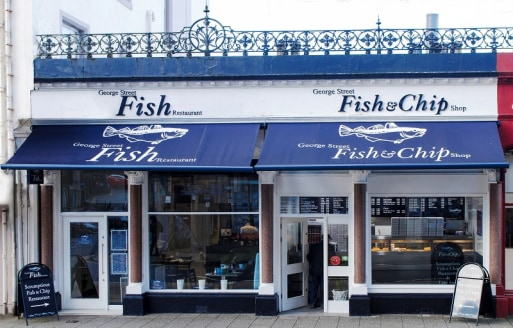 Fantastic Business Opportunity - Busy Licensed Restaurant and Fish & Chip Shop Next to Waterfront