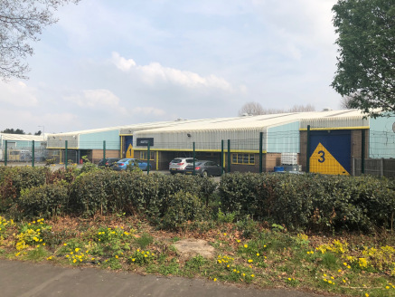 A terrace of three, modern, manufacturing units fully let and income producing.  16,578 sq ft in total  Seeking offers in the region of £800,000 plus VAT.