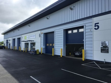 Unit 9 comprises and end of terrace unit on the popular Marrtree Business Park in Knaresborough. Built in 2013, the unit benefits from: