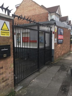 A single storey unit providing approximately 995 sq ft of modern ground floor offices, arranged as 3 rooms with a kitchen and WC. The offices are well fitted with good lighting, double glazing and heating. There is shared access via a secure gated ya...