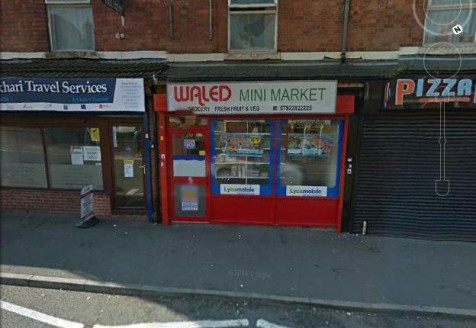 Shop lease for sale.open as general store.walsall area....
