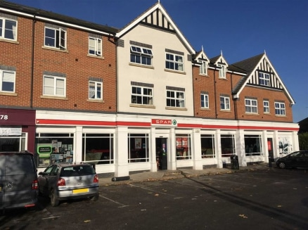 Investment for sale in Crewe Road | Butters John Bee