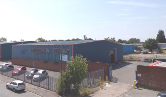 Unit 2 comprises a detached industrial/warehouse unit of steel portal frame construction clad to the elevations and roof with profile metal sheet cladding incorporating translucent roof lights with brick/blockwork to the lower parts. The unit benefit...