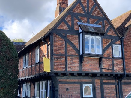 The property is located in the centre of Beaconsfield Old Town overlooking the roundabout at the junction of Wycombe, Windsor, London and Aylesbury Ends. Junction 2 of the M40 motorway is approximately 1 mile away and the Chiltern Line serving London...