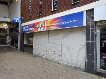 "<p>The retail property has a prominent frontage to Victoria close to House of Fraser and the Mander Centre in the main retail area of Wolverhampton.</p><ul>  <li><span style=""font-size: 1.5em;"">Can be let together or separately</span></li>  <li><span..."