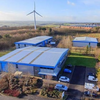 Greencroft Industrial Estate - DH9