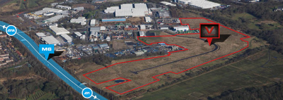 Vision is a strategically located distribution and industrial site, totalling 40 acres, located adjacent to junction 31a of the M6 motorway in Preston. The site can offer design and build solutions ranging from 30,000 sq ft up to 125,000 sq ft.