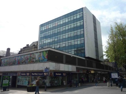 Ramsden House comprises a substantial multi storey office building situated within the town centre with access from both New Street and Corporation Street and is served by a passenger lift to all floors.  The office suites are predominantly open plan...