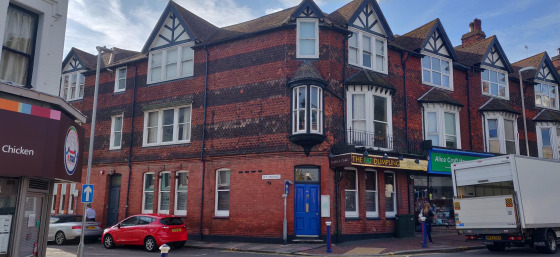 The property comprises ground floor retail/restaurant premises with associated basement storage/prep area.  There is a large two bedroom flat available to let, along with the retail if required. Further details available on request.