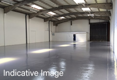 FOR SALE (MAY SELL): Self Contained Warehouse Premises 6,380 SQ FT (592 SQ...