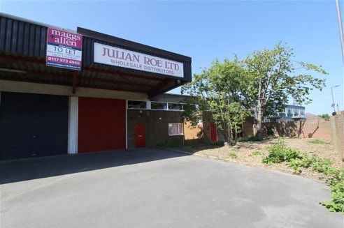 Spacious industrial unit of approximately 4,350sqft (Gross Internal Area) benefiting from full height roller shutter access and ample allocated parking. The property is situated in a convenient location just off the Portway in Avonmouth, providing ea...