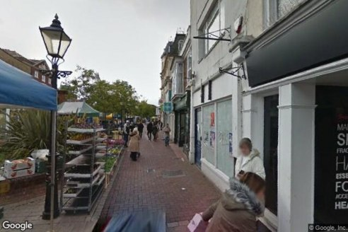 Retail Unit in Poole Town Centre – 155a High Street