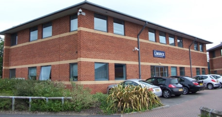 A detached two storey office building constructed of facing brick elevations beneath a pitched slate covered roof incorporating powder coated aluminium double glazed windows. Internal layout of both floors currently comprises of a mixture of open pla...