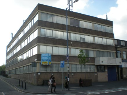 Third floor offices with car parking occupying prominent location fronting Manningham Lane (A650).\n\nTerms\n\nTo let £15,000 per annum....