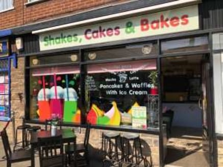 Cafe business in Duffield village. Busy neighbourhood shopping area with frontage to A6. Available by assignment of current lease for a premium to include good will and trade fixtures and fittings....