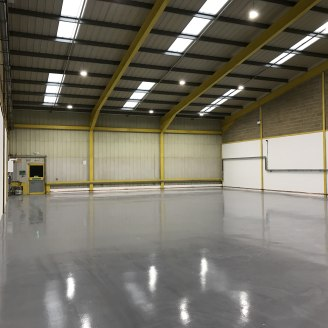 Unit 3 comprises one of eight similar modern units, of steel portal frame construction with brick and profile cladding to the elevations under a pitched lines and insulated roof, incorporating roof lighting. The unit benefits from good loading/unload...