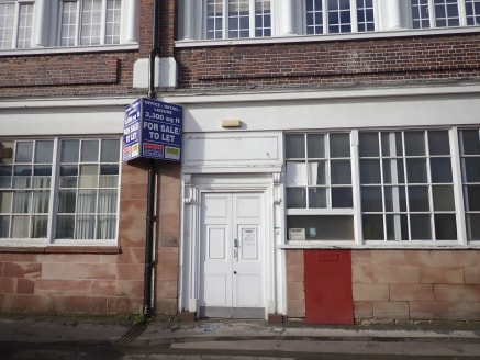 Ground floor suite of offices located in Stoke Town Centre occupying both a prominent and accessible position. The property has a double frontage with attractive stone elevations. Internally the entrance opens into a large open plan office area with...