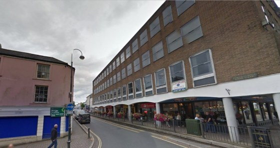 <p>The properties are&nbsp;located on Dark Gate, which is a busy thoroughfare connecting Merlins Walk Shopping Centre with the prime section of Carmarthen, being Red Street and St. Catherines Walk.&nbsp;</p><ul>  <li>First, second and third floor off...