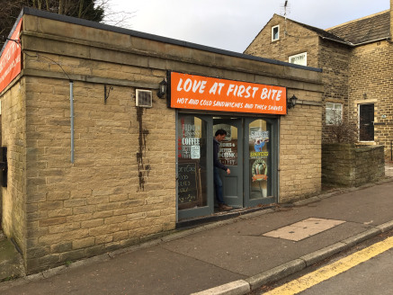 The property briefly comprises a roadside café occupying a prominent position on the busy Halifax Road in Northowram, Halifax.  The unit benefits from paint and plastered walls with linoleum floor coverings, extractor fan, double basin stainless stee...
