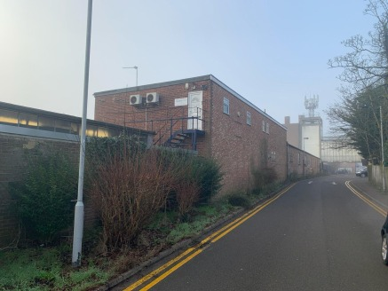 A well presented two storey commercial building provided ground floor storage/light industrial space with bright modern office space at first floor level. Each floor is approximately 962 sq ft and the building has designated parking for 3 cars. The g...