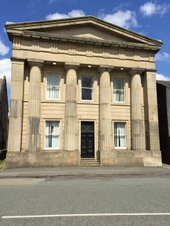 The property is a Grade II listed former bank, which has been converted into offices. Along with its grand external appearance, internally it still retains many of the original features including the vault at ground floor level. The ground floor is m...
