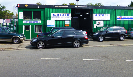 An opportunity to purchase a long established mechanical workshop and body repair business. R Heath Motors occupies a leasehold industrial unit comprising 1935 sq ft and includes a spray booth and oven together with reception office and wc. There is...