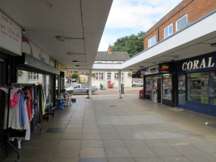 <p>Wigston is situated 5 miles to the South of Leicester and has a population of approximately 33,000. &nbsp;The Arcade is located in the heart of the town centre adjacent to the towns car parks. The Arcade has access from both Leicester Road and the...
