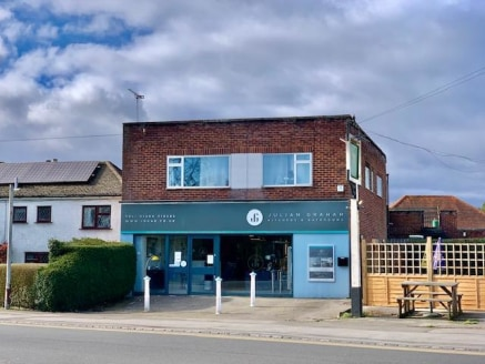 The premises are located in a prominent location just to the south of Hazlemere Crossroads on the northern edge of High Wycombe. The A404 Amersham to Wycombe road meets the B474 from Beaconsfield and Penn nearby. The location has a mixture of retail,...