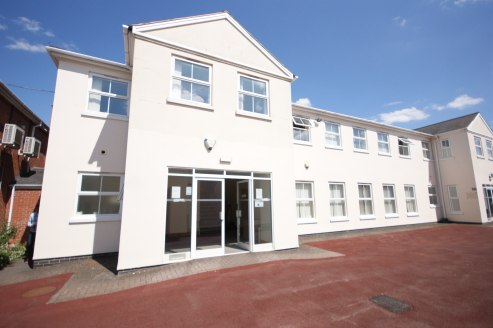 The subject property comprises a ground floor office suite situated within a multi-occupied office building.   The office suite is equipped with two partitioned offices/meeting rooms its own kitchen facility, and there are communal WC's off the groun...