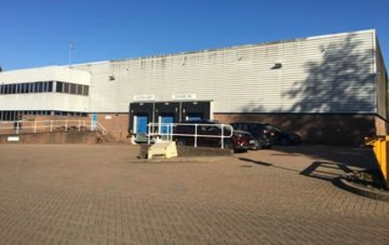 The property comprises a semi-detached modern industrial warehouse unit together with two-storey offices to the front. There is a large shared loading area and ample parking for vehicles.\n\nThe property is to be fully refurbished - available Spring....
