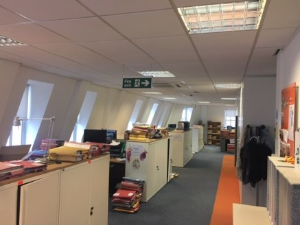 MODERN OFFICE BUILDING WITH RESIDENTIAL POTENTIAL UNDER PERMITTED DEVELOPMENT  The property comprises office premises, having accommodation on ground and two upper floors being ideally suited for conversion to residential use. The space includes lift...
