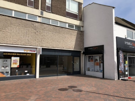 Shop To Let, 65a High Street, Redcar TS10 3DD